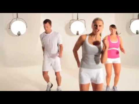 30 Minute Aerobic Dance Workout with Deanne Berry (Full)