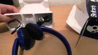 I bought a pair of Skull Candy Uprock headphones for £9.99. This is...