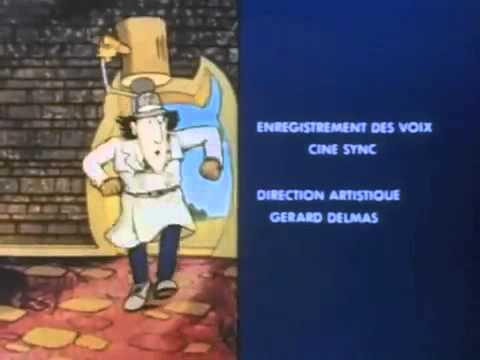 Inspector Gadget Deutsch
