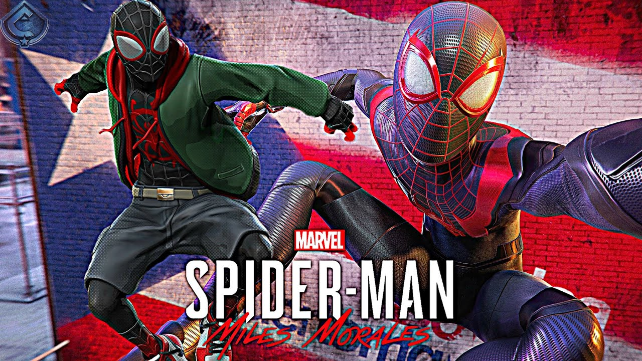 Spider-Man: Miles Morales PS5 - NEW Screenshot and Spider-Verse Movie Suit FIRST LOOK?!