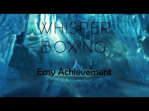 (Achievement) Guild Wars 2 | Whisper Boxing - Shadow In The Ice | 10AP |