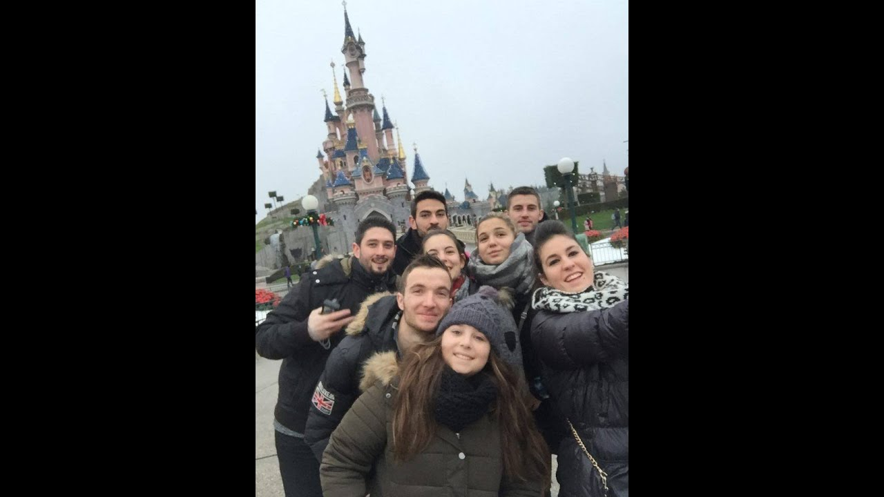 Nouvel an disneyland paris entre amis 2015 2016 o for Plat nouvel an entre amis