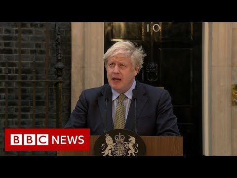 UK Election 2019: Boris Johnson's Conservatives win majority - BBC News