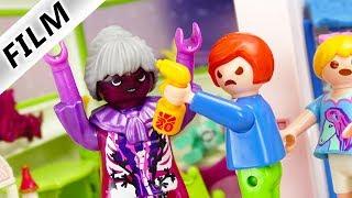 Playmobil Film Deutsch - DAS ANTI-MONSTER SPRAY! VERSCHWINDET MOLLY? Kinderserie Familie Vogel
