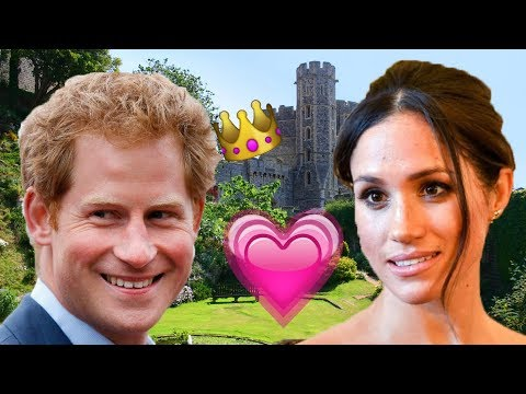 The Love Horoscope of Prince Harry and Meghan Markle | Gregory Scott Astrology