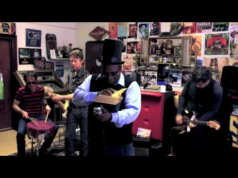 "Barrence Whitfield and the Savages ""Hangman's Token"" [Live at BSHQ]"