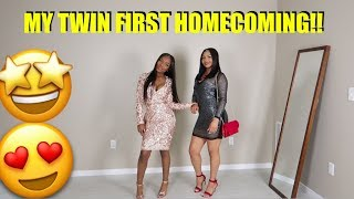 my-twin-went-to-her-first-homecoming-must-watch