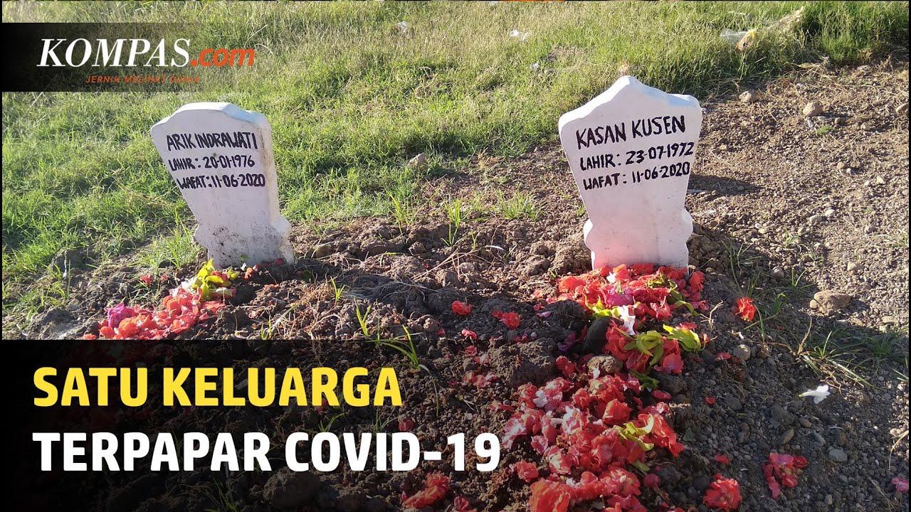 Viral Unggahan Kisah Satu Keluarga yang Terpapar Covid-19, Ayah dan Ibu Meninggal Selang 30 Menit