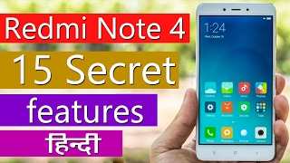 Mi Note 4 features in hindi Redmi note 4 features Redmi Note 4