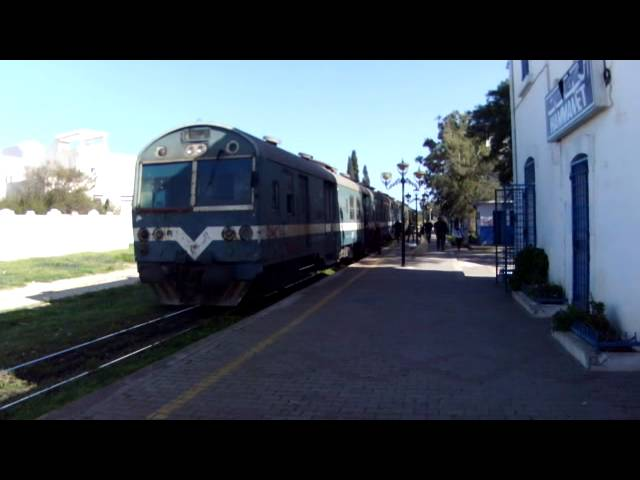29th March 2013 - VS86 - Tunisian Trains
