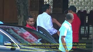 Download Video Presiden Jokowi Tengok Balai Kota Solo Saat Mudik Lebaran MP3 3GP MP4