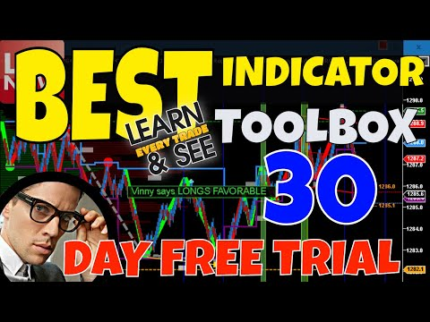 ✔ What are the BEST INDICATORS for Day Trading? 💥  Watch them LIVE!