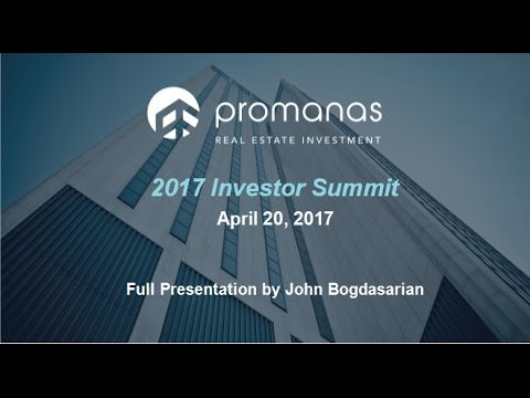 2017 Promanas Investor Summit: Full Presentation