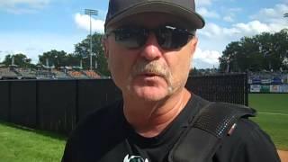 Bison 5, Tabor 1, World Series Postgame Interview
