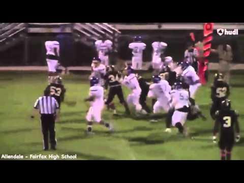 Damoray Devoe | Sophomore Highlights | Allendale Fairfax High School |