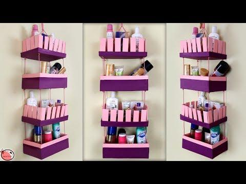 DIY Shoe Box Storage !! Best Out of Waste Shoe Box Organizer || Storage and Organization ideas