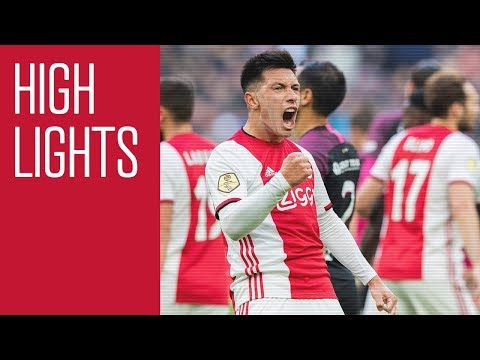 Highlights Ajax - FC Utrecht