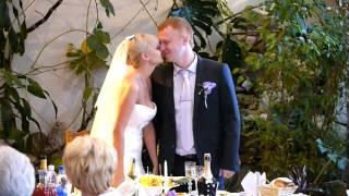Ведущая на свадьбу в Новосибирске