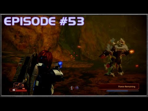 Mass Effect 2 - Anomalies, The Endangered Research Station & The Quarian Crash Site - Episode 53