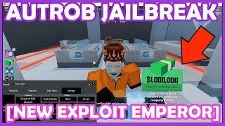 ✔️AUTO ROBO IN JOYERIA AND BANK ✔️ Nouvel exploit empereur 465 Jailbreak Commandes Roblox