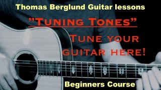 "Guitar tuning / ""Play Guitar"" Beginners course // Guitar lessons Mp3"