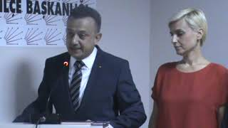 Gambar cover Remzi Özcan  CHP´den Aliağa Belediye Başkanlığı aday adaylığını açıkladı.