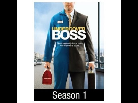 undercover bosses Undercover boss tries to re-energize companies by disguising a big wig as an entry-level employee skeptics say the show is.