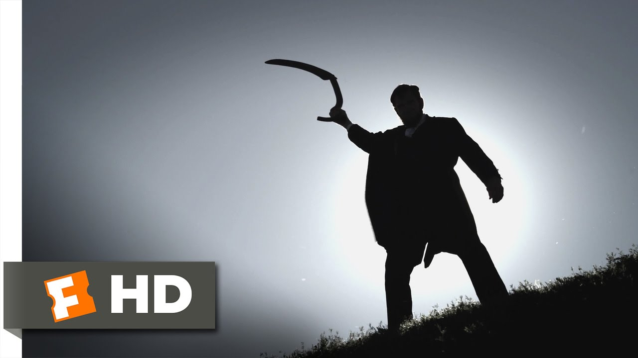 Download Abraham Lincoln vs. Zombies (6/10) Movie CLIP - Emancipate This (2012) HD