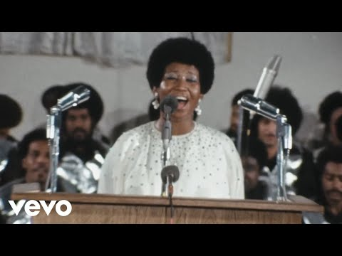 Aretha Franklin – Never Gonna Break My Faith (Official Video) ft. The Boys Choir of Harlem