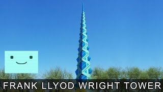 Frank Lloyd Wright Tower - 1080p - JJRC Quadcopter (Drone) Video(The Frank Lloyd Wright Spire Tower in Scottsdale Arizona. Taken at 7am on a Saturday morning. Music is
