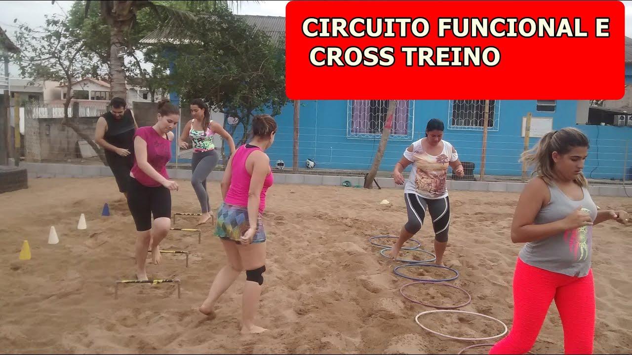 Circuito Funcional : Circuito funcional e cross treino para emagrecer youtube