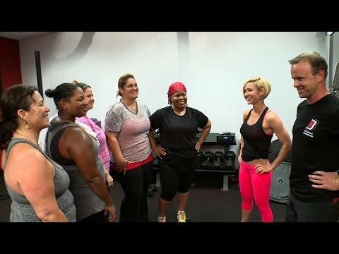Train Hard, Jamie Eason Makes A Surprise Visit – Mission Makeover Episode 4