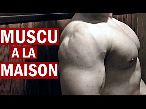 musculation a la maison youtube. Black Bedroom Furniture Sets. Home Design Ideas
