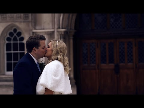 Hawksmoor Guildhall Wedding | Jade & James Hollingworth | Wedding Highlights Film | London Wedding