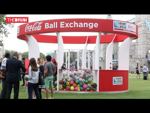 Coca-Cola explains Rugby World Cup sponsorship strategy
