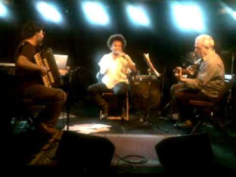 Deixando o Pago (Vitor Ramil) - com Elisa Lucinda, João Carlos Coutinho e Jaime Alem