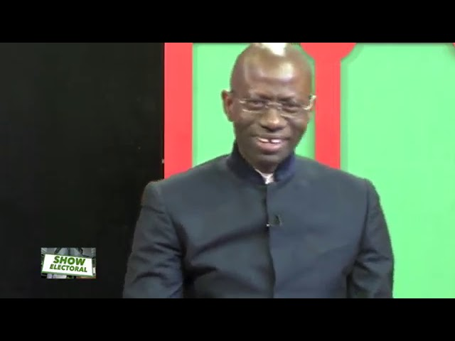 Boubacar Camara invités de Show Electoral du 20 Février 2019