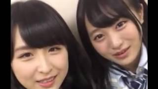 パーソナリティ:AKB48 Team4 川本紗矢 Team8 坂口渚沙.