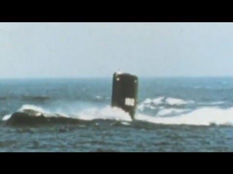 Conqueror submarine's silent service