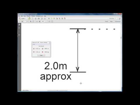 How To Use PDF Measure It Plugin For Acrobat