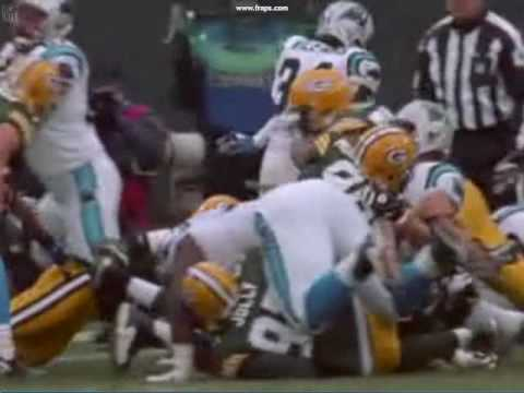 Game of the Week 13: Panthers VS Packers part 1