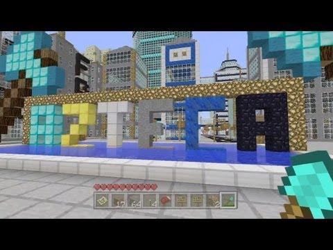 Minecraft - Azteca City Tour - Part 1