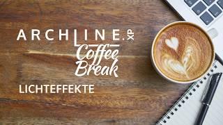 ARCHLine.XP - Die CAD + BIM Software Coffe Break-Lichteffekte