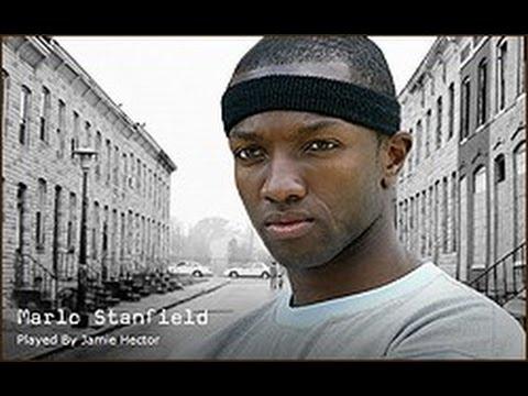 The Wire  Marlo Stanfield aka Black