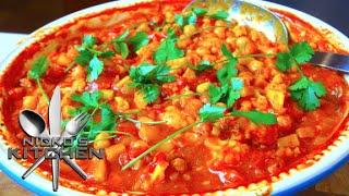 How To Make Vegetarian Curry - Video Recipe