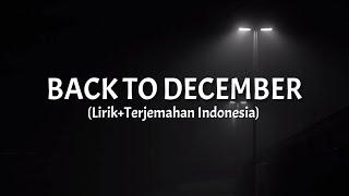 Lagu dalam videosong : back to decemberartis taylor swiftalbum speak now...@taylor swift https://m./wa...