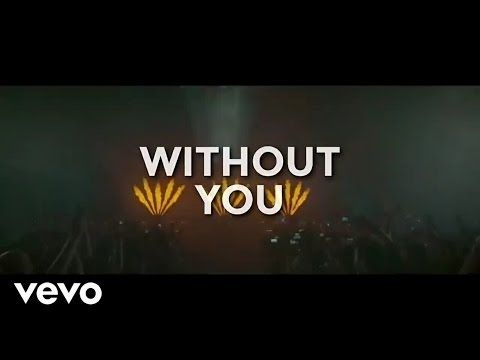 Avicii - Without You | karaoke with Lyrics