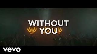 Avicii - Without You | karaoke with Lyrics