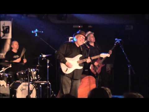 """The Duke Robillard Band """"Make it Rain"""" @Warsaw Blues Night - Hybrydy - 16.03"""