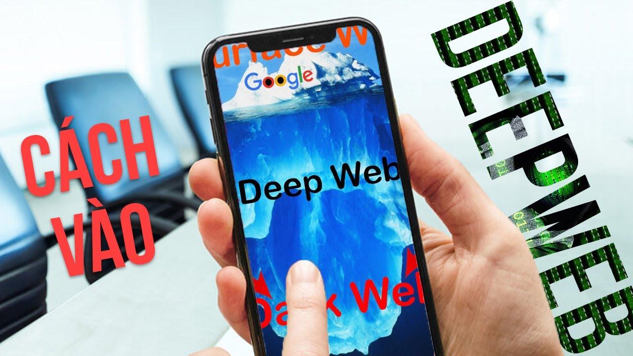 Hướng dẫn vào DEEPWEB trên iPhone